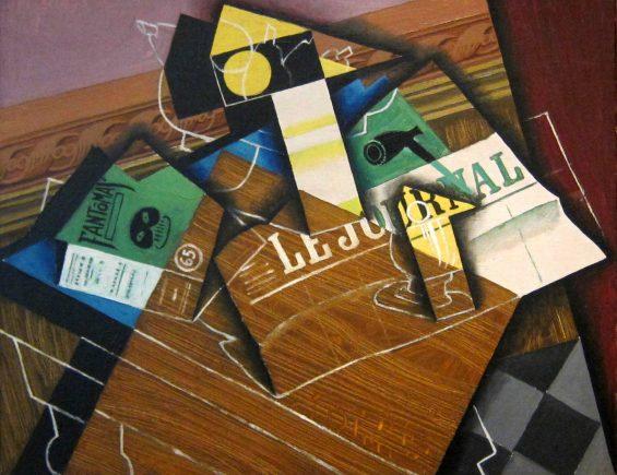 Synthetischer Kubismus: Vom Abstrakten zum Konkreten