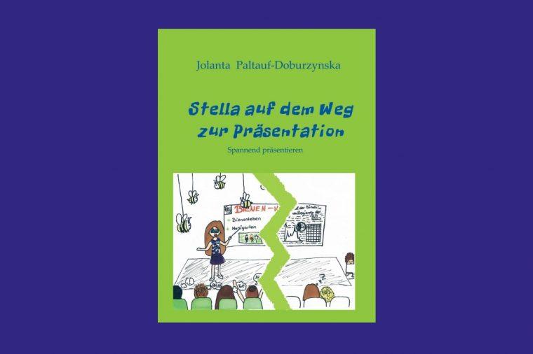 """""""Stella auf dem Weg zur Präsentation"""": Was der Ratgeber bietet"""
