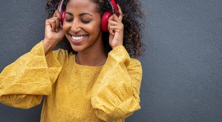 Kabellose Kopfhörer mit Noise-Cancelling
