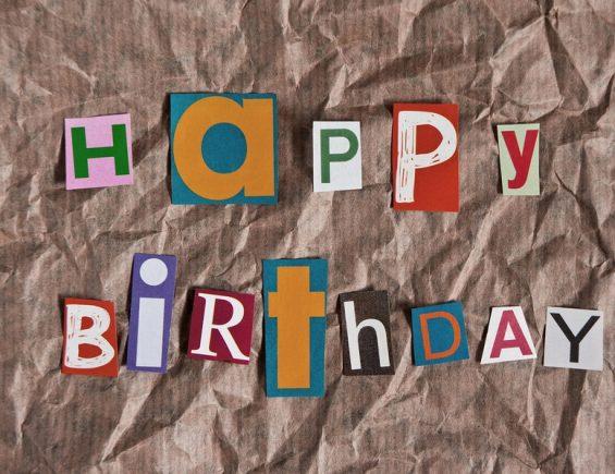 Eine Geburtstagszeitung gestalten – Tipps und Ideen