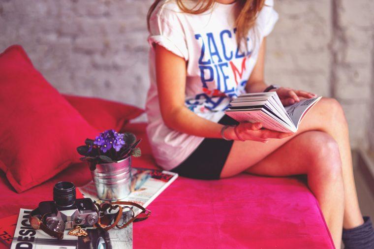Das Zitat als Einstiegsdroge zum Bücherrausch